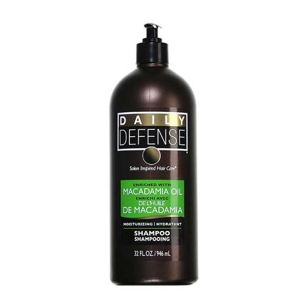 Daily Defense Macadamia Oil Shampoo 946ml, , large