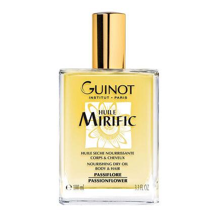 Guinot Huile Mirific Nourishing Dry Oil for Body & Hair 100m, , large