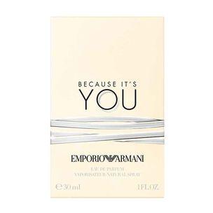 Emporio Armani Because It's You Eau De Parfum 30ml, , large