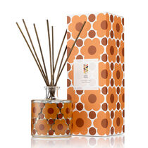 Orla Kiely Orange Rind Scented Diffuser & Free Gift 200ml, , large