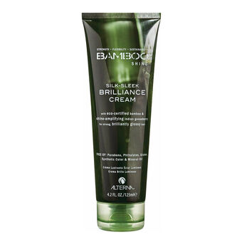 Alterna Bamboo Shine Silk Sleek Brilliance Cream 125ml, , large