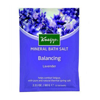Kneipp Mineral Deep Sleep Bath Salt Valerian & Hops 60g, , large