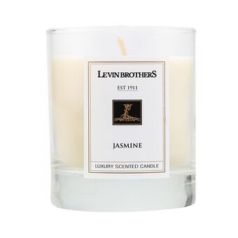 Levin Brothers Vintage Lace Candle Jasmine, , large