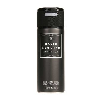 Beckham Instinct Deodorant Spray 150ml, , large