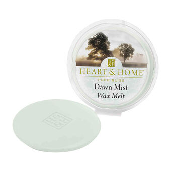 Heart & Home Wax Melt Dawn Mist 27g, , large