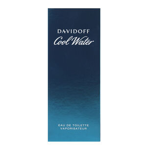 Davidoff Cool Water Eau de Toilette Spray 125ml, 125ml, large