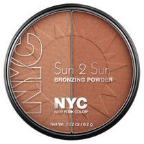 NYC Sun 2 Sun Bronzing Powder 6.2g, , large