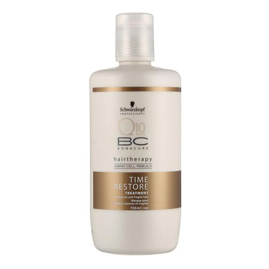 Schwarzkopf BC Q10 Time Restore Treatment 750ml, , large