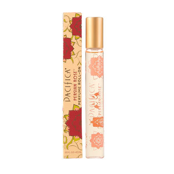 Pacifica Persian Rose Perfume Roll On 10ml, , large
