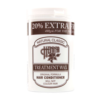 Natural Care Henna Treatment Wax 480g, , large