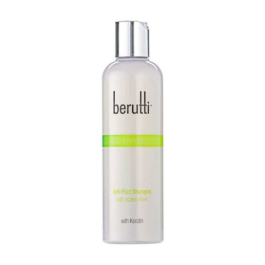 Berutti Shine Anti Frizz Shampoo 250ml, , large