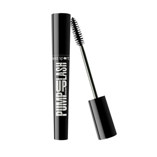 Miss Sporty Pump Up Lash Mascara 7ml Black (001), , large