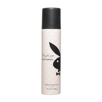 Playboy Play It Lovely Body Spray 75ml, , large