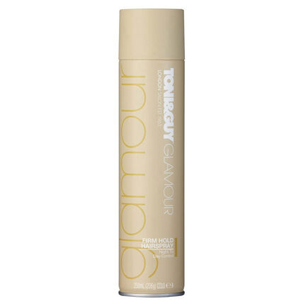 Toni & Guy Glamour Firm Hold Hairspray 250ml, , large