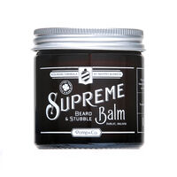 Pomp & Co Supreme Beard & Stubble Balm 60ml, , large
