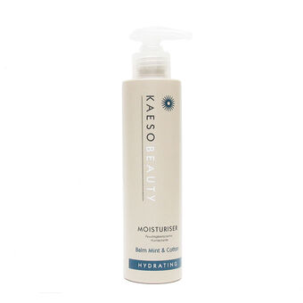 Kaeso Beauty Hydrating Moisturiser Balm Mint & Cotton 195ml, , large