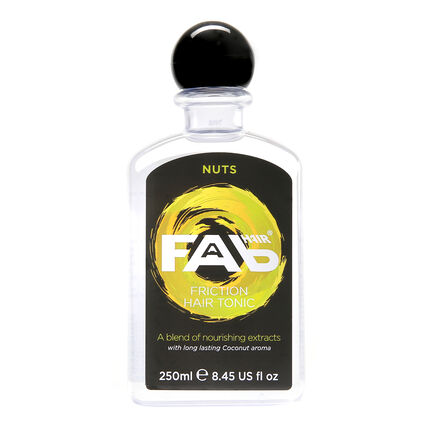 Fab Hair Friction Hair Tonic Nutsl 250ml, , large