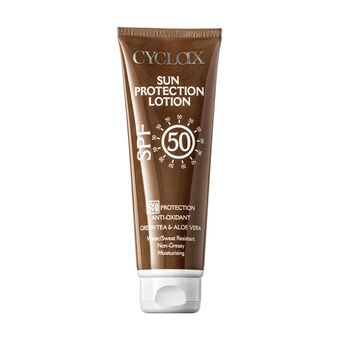 Cyclax Sun Protection Lotion SPF50 100ml, , large