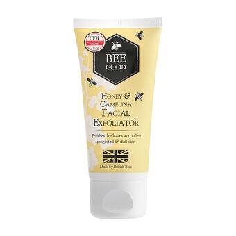 Bee Good Honey & Camelia Exfoliator 50ml, , large