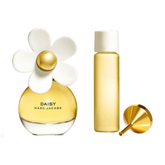 Marc Jacobs Daisy EDT Purse Spray 20ml & 15ml Refill, , large