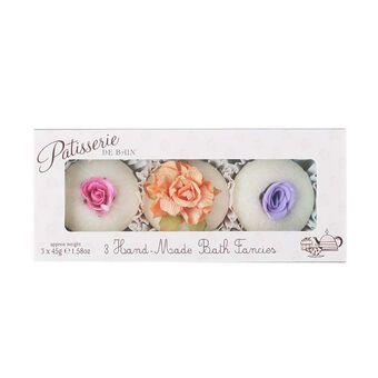Rose & Co Patisserie De Bain Fairy Cake Bath Fancies, , large