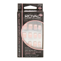 Royal French Manicure Nail Tips, , large