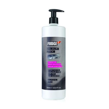 Fudge Colour Lock Shampoo for Colour Treated Hair 1Litre, , large