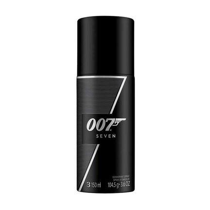 007 Fragrances Seven Deodorant Spray 150ml, , large