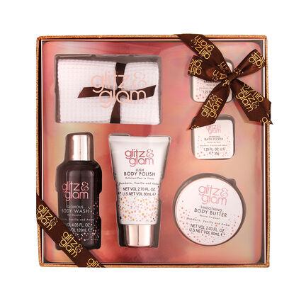 Glitz & Glam Party Pamper Kit Gift Set, , large