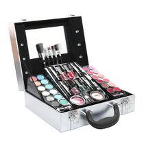Paris Memories Silver Light Up Vanity Case Gift Set, , large