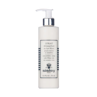 Sisley Cleansing Milk With White Lily 250ml, , large