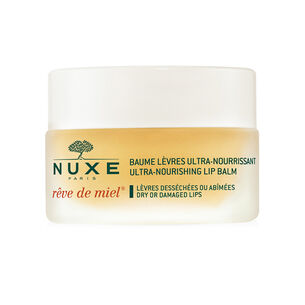 NUXE Reve de Miel Ultra Nourishing Lip Balm 15g, , large