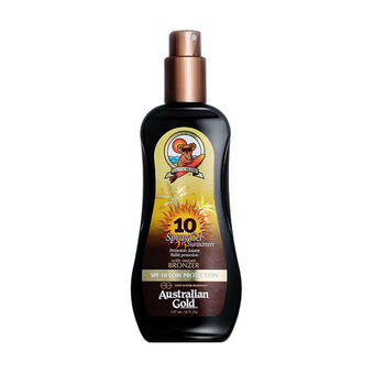 Australian Gold Spray Gel with Bronzer SPF10 237ml, , large