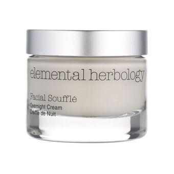 elemental herbology Facial Souffle Overnight Cream 50ml, , large