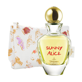 Vivienne Westwood Sunny Alice EDT Spray 75ml With Free Gift, , large
