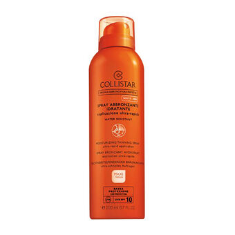 Collistar Moisturising Tanning Spray 200ml, , large
