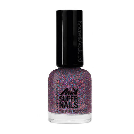 Manhattan Super Nail Glitter Top Coat, , large