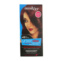 DermaV10 Urban Vibe Hair Colour Red Intense, , large