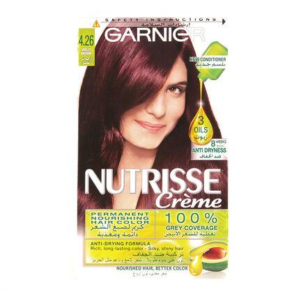 Garnier Nutrisse Creme Nourishing Hair Colour, , large