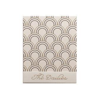 Men's Society Cream Match Book Nail File, , large