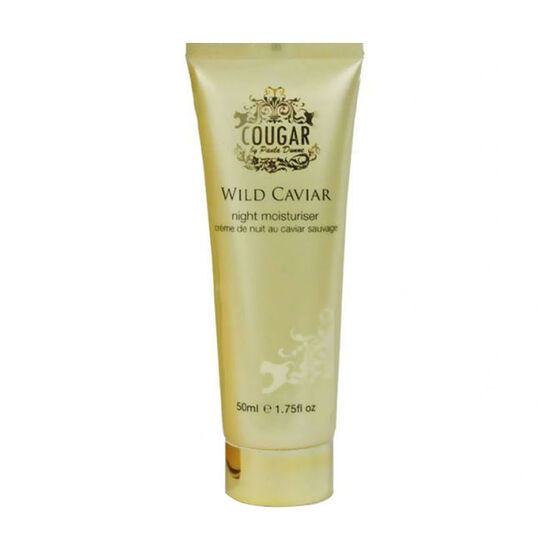 Cougar Wild Caviar Night Moisturiser 50ml, , large
