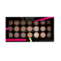 Active Cosmetics Professional Eye Shadow Palette, , large