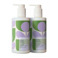 Orla Kiely Sage Lavender Hand Care Kit, , large