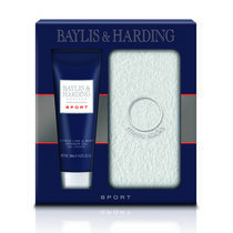 Baylis & Harding Sport Citrus Lime & Mint Mens 2 Piece Gift, , large