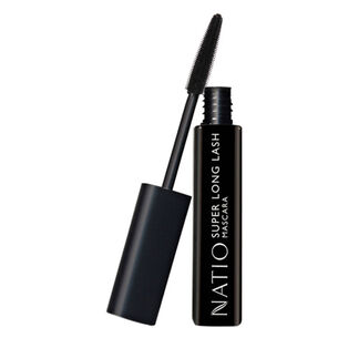Natio Cosmetics Mascara Super Long Lash 10ml, , large