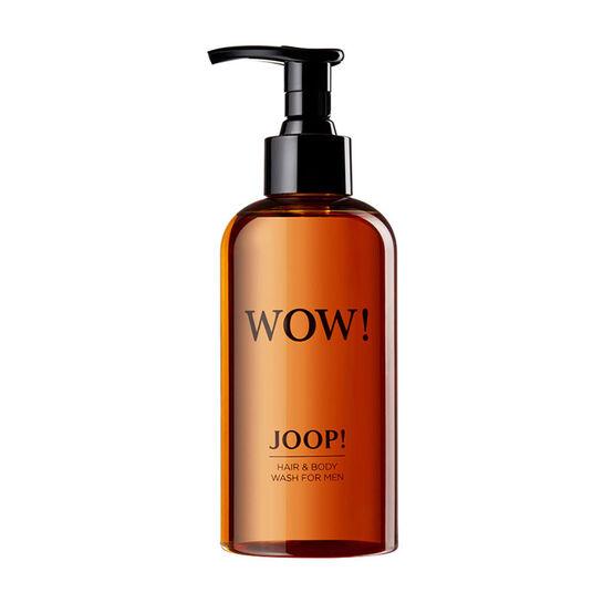 joop wow hair body wash 250ml fragrance direct. Black Bedroom Furniture Sets. Home Design Ideas