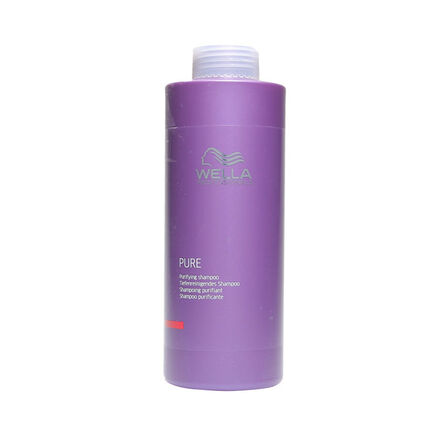Wella Pure Purifying Shampoo 1000ml, , large