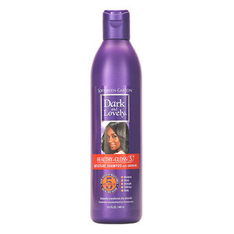 Dark And Lovely Healthy Gloss 5 Moisture Shampoo 400ml, , large