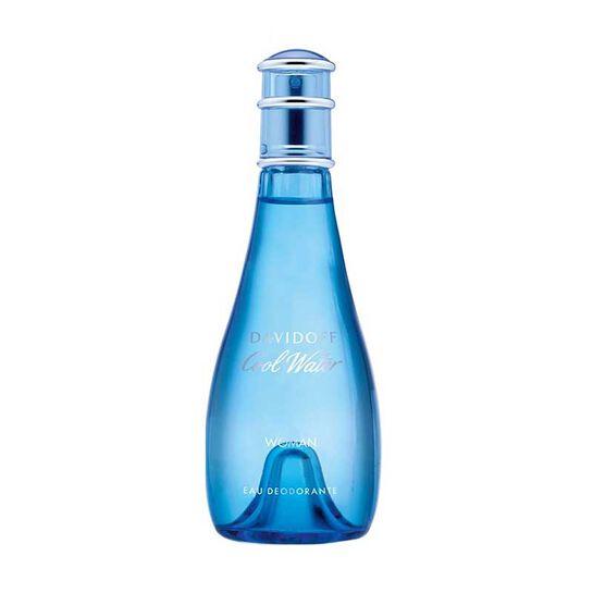 davidoff cool water woman deodorant spray 100ml. Black Bedroom Furniture Sets. Home Design Ideas