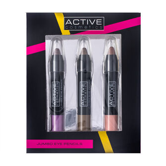 Active Cosmetics Jumbo Eye Pencils, , large